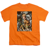 Youth: JLA- King Of Atlantis Shirts