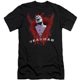 Deadman- Ghostly Anguish Slim Fit T-shirts