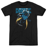 Blue Beetle- Fierce Flight Ringer T-Shirt