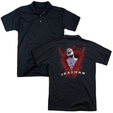Polo: Deadman- Ghostly Anguish (Back Print) T-Shirt