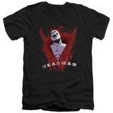 Deadman- Ghostly Anguish V-Neck T-shirts