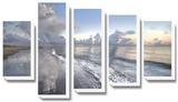 Quiet Morning *Exclusive* Bedruckte aufgespannte Leinwand von  Celebrate Life Gallery
