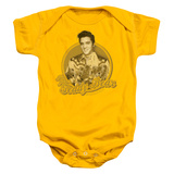 Infant: Elvis Presley - Teddy Bear Onesie Infant Onesie
