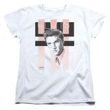 Womens: Elvis - Retro T-shirts