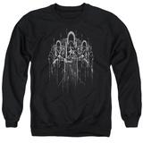 Crewneck Sweatshirt: Lord Of The Rings- The Nine Shirts