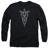 Long Sleeve: Lord Of The Rings- Arwen Necklace Long Sleeves