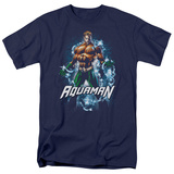 Aquaman- Master Of The Tides Shirts