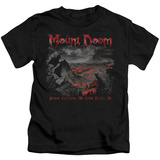 Juvenile: Lord Of The Rings- Mount Doom Corruption T-Shirt