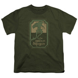 Youth: Lord Of The Rings- Green Dragon Tavern T-Shirt