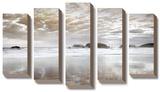 Sunrise *Exclusive* Bedruckte aufgespannte Leinwand von Dennis Frates