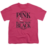 Youth: Pink Panther/The New Black T-shirts