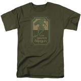Lord Of The Rings- Green Dragon Tavern T-Shirt