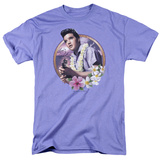Elvis - Luau King T-shirts