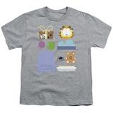Youth: Garfield - Gift Set T-Shirt