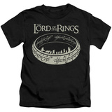Juvenile: Lord Of The Rings- Ring Journey Shirt