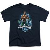 Youth: Aquaman- Master Of The Tides Shirts