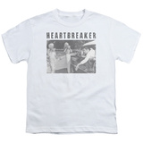 Youth: Elvis - Heartbreaker T-shirts