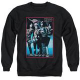 Crewneck Sweatshirt: Kiss - Spirit Of 76 T-Shirt