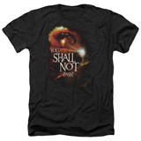 Lord Of The Rings - You Shall Not Pass! T-Shirt