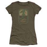 Juniors: Lord Of The Rings- Green Dragon Tavern T-Shirt