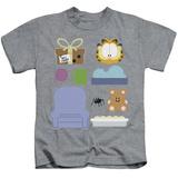 Juvenile: Garfield - Gift Set T-Shirt
