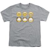 Youth: Garfield- Emojis T-shirts