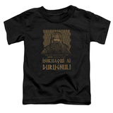Toddler: Lord Of The Rings- Ishkhaqwi Durugnul Shirts