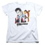 Womens: Elvis - Speedway T-Shirt