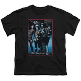 Youth: Kiss - Spirit Of 76 T-shirts