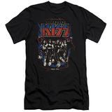 Kiss - Destroyer Slim Fit T-shirts