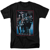 Kiss - Spirit Of 76 T-shirts