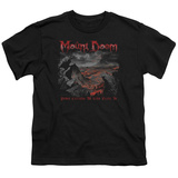 Youth: Lord Of The Rings- Mount Doom Corruption T-Shirt