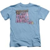 Juvenile: Pink Panther/Revenge Block Logo T-shirts