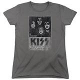 Womans: Kiss - Live Shirt