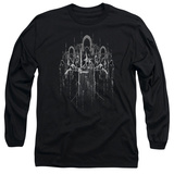 Long Sleeve: Lord Of The Rings- The Nine Long Sleeves