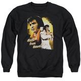 Crewneck Sweatshirt: Elvis - Aloha T-shirts