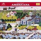 Charles Wysocki - Americana - 2018 Calendar Calendars