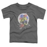 Toddler: Dennis The Menace- Paint Blast Icon T-shirts