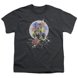 Youth: Dennis The Menace- Paint Blast Icon Shirts