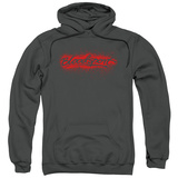 Hoodie: Bloodsport- Splatter Logo Pullover Hoodie