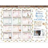 Susan Branch - 2018 Desk Blotter Kalenders
