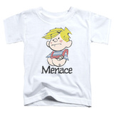 Toddler: Dennis The Menace- Menace Under Consideration Shirts
