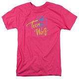 Teen Wolf- Slick Logo T-shirts