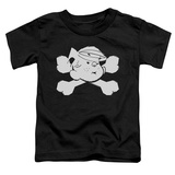 Toddler: Dennis The Menace- Bad To The Bone Shirt