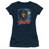 Juniors: Teen Wolf- Wolf Moon T-Shirt