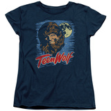 Womens: Teen Wolf- Wolf Moon T-Shirt