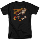 Bloodsport- Action Packed Logo T-Shirt