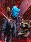 Guardians of the Galaxy: Vol. 2 - Groot, Yondu, Rocket Raccoon Billeder