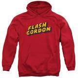 Hoodie: Flash Gordon- Streak Logo Pullover Hoodie