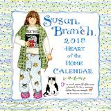 Susan Branch - 2018 Calendar Kalenders
